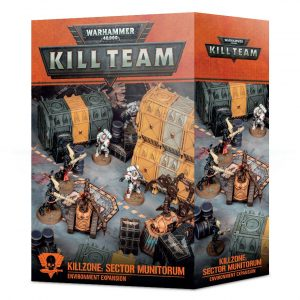 Kill team Killzone: Expansión de terreno Sector Munitorum