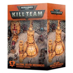Kill team Killzone: Expansión de terreno Sector Mechanicus
