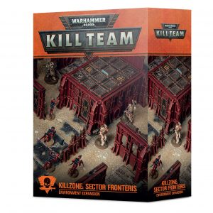 Kill team Killzone: Expansión de terreno Sector Fronteris