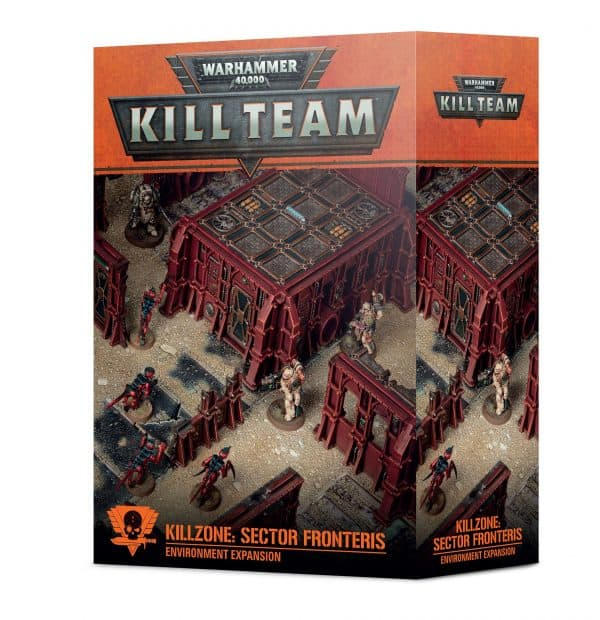 Kill team Killzone: Expansión de terreno Sector Fronteris