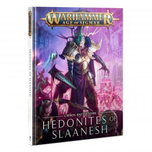 Tomo de batalla: Hedonites of Slaanesh