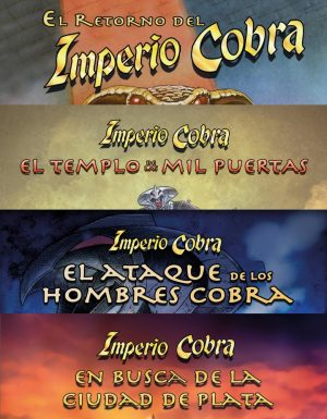 Pack El Imperio Cobra