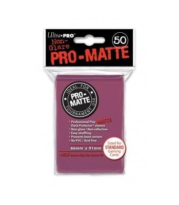 Standard Pro Matte 66 X 91 Color Mora