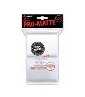 Standard Pro Matte Ultra Pro Color Blanco