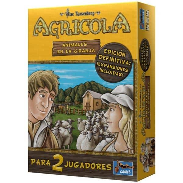 Agricola Animales en la Granja