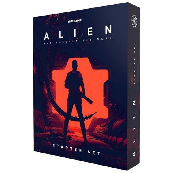 Alien: el juego de rol Caja de inicio