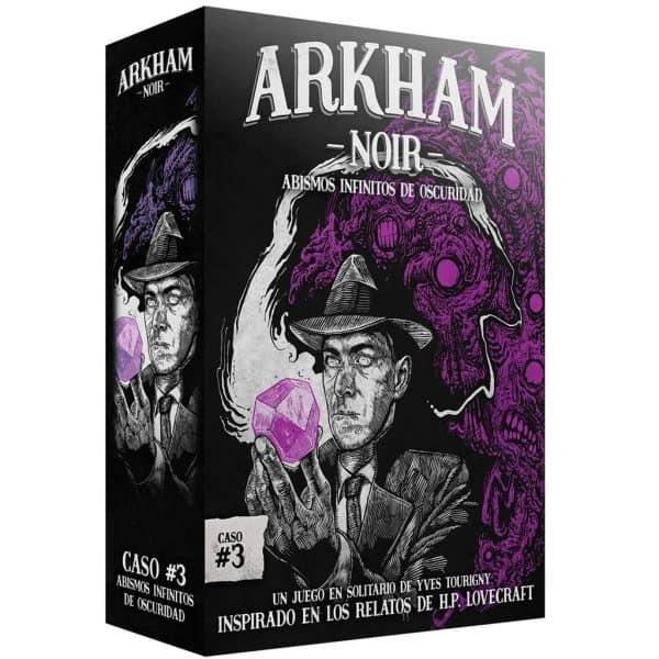Arkham Noir #3 – Abismos Infinitos de Oscuridad