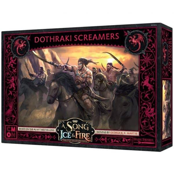 Aulladores Dothraki