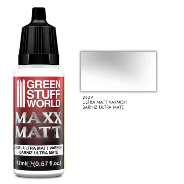 Barniz Maxx Mate - Ultramate