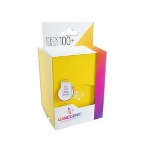 Deck Holder 100+ Yellow