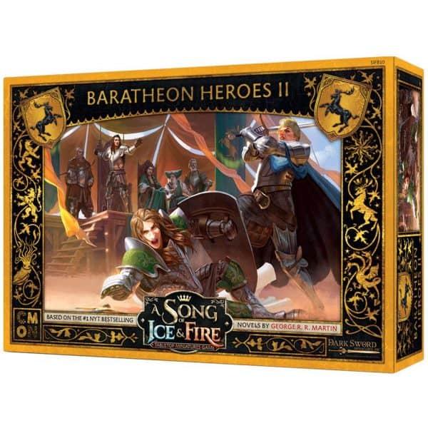 Héroes Baratheon II