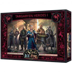 Héroes Targaryen I
