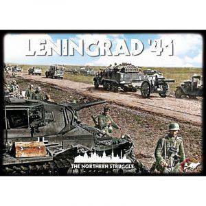 LENINGRAD '41 (VERSIÓN KICKSTARTER)