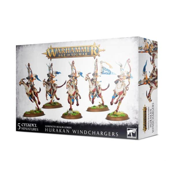 Hurakan Windchargers