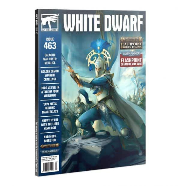 White Dwarf 463 (Inglés)