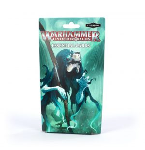 Warhammer Underworlds: Pack de cartas esenciales