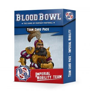 Imperial Nobility Team Card Pack (Inglés)