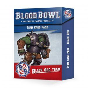 Black Orc Team Card Pack (Inglés)