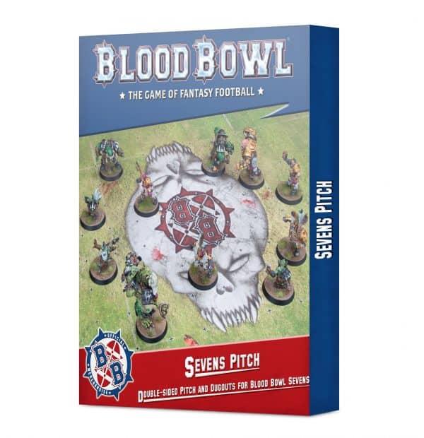 Campo de Blood Bowl Siete