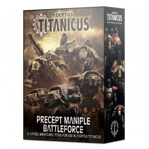 Precept Maniple Battleforce