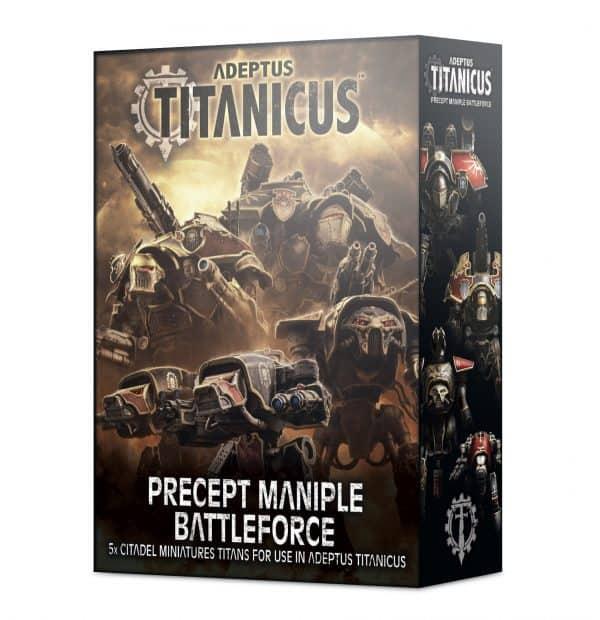 Precept Maniple Battleforce