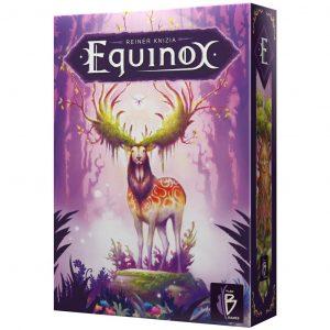 Equinox - Edición morada