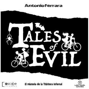 Tales of Evil (castellano)