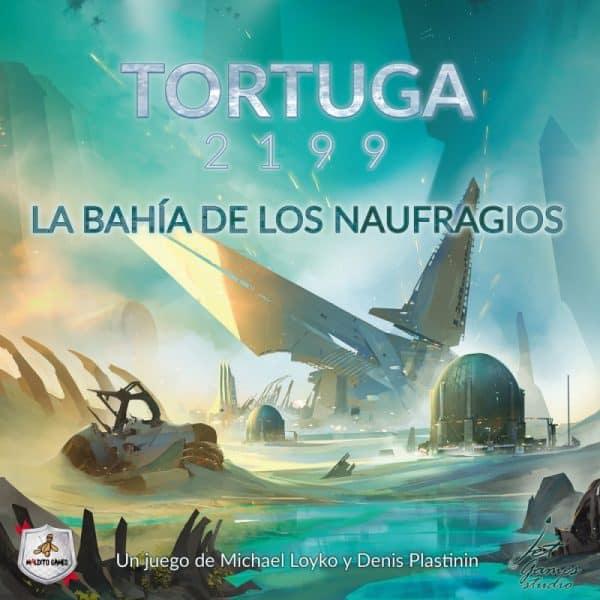 Tortuga 2199: la bahia de los naufragios