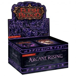 Arcane Rising Unlimited - 24 Booster pack