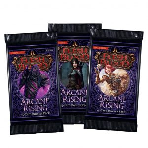 Arcane Rising Unlimited - Booster pack