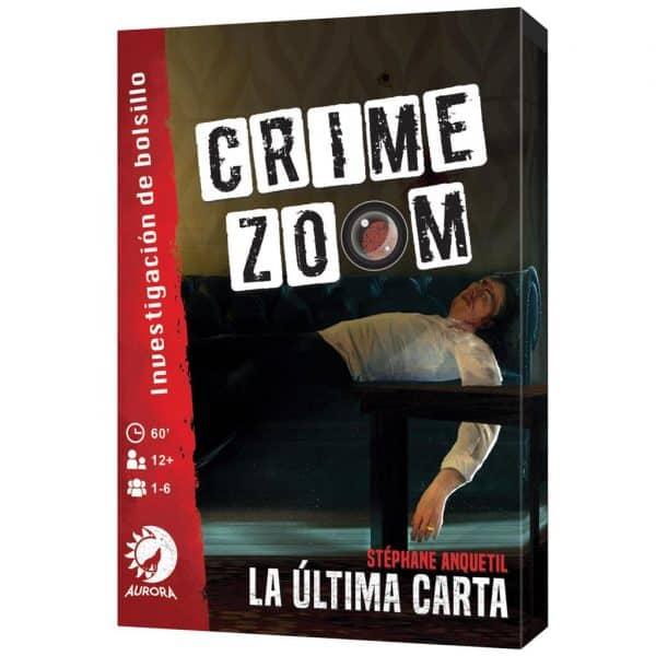 Crime Zoom #1