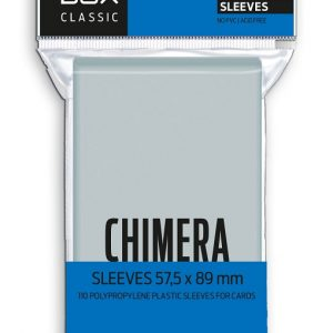 FUNDAS RED BOX CHIMERA CLASSIC 60 MICRAS 57,5X89 (110)