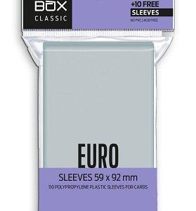 FUNDAS RED BOX EURO CLASSIC 60 MICRAS 59X92 (110)