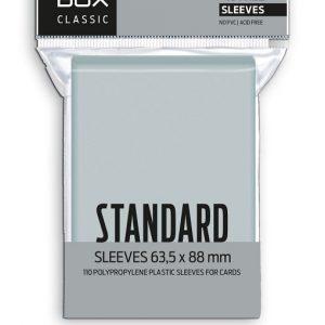 FUNDAS RED BOX STANDARD CLASSIC 60 MICRAS 63,5X88 (110)