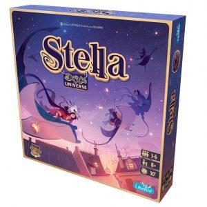 Stella Dixit Universe