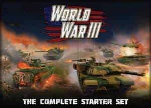 WW3: Team Yankee. The Complete Starter Set