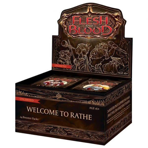 Welcome to Rathe Unlimited - Booster pack