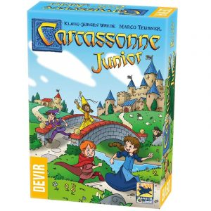 Carcassonne Junior edición 2020
