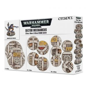 Bases industriales Sector Mechanicus