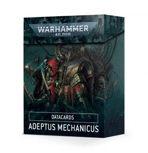 Tarjetas de datos: Adeptus Mechanicus