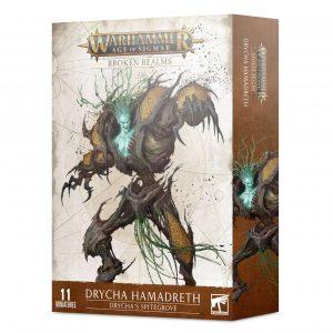 Broken Realms: Drycha Hamadreth - Arbofatas de Drycha