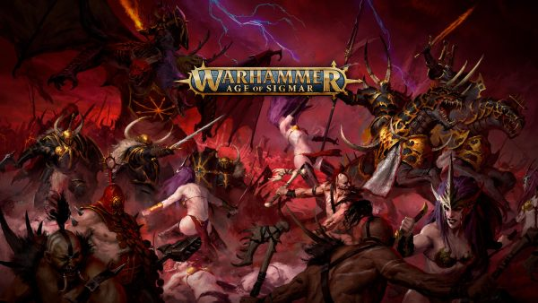Warhammer Age of Sigmar Caos