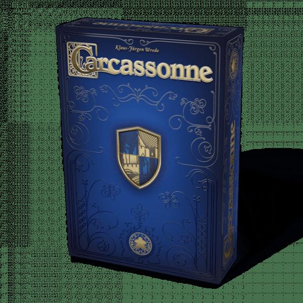 Carcacassonne 20 Aniversario