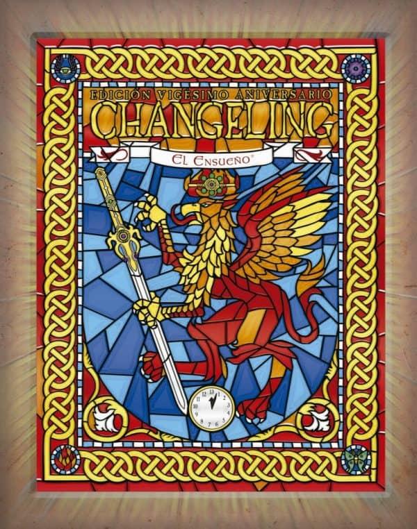Changeling 20º Aniversario Edición de Bolsillo