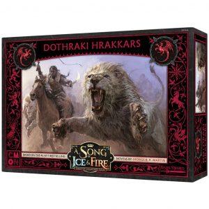 Dothraki Hrakkars