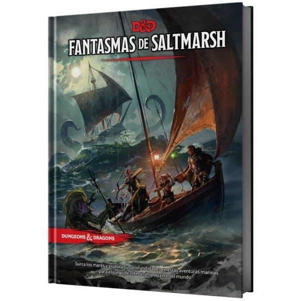 Fantasmas de Saltmarsh