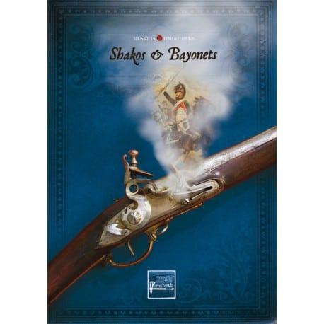 M&T: Shakos & Bayonets (Castellano)