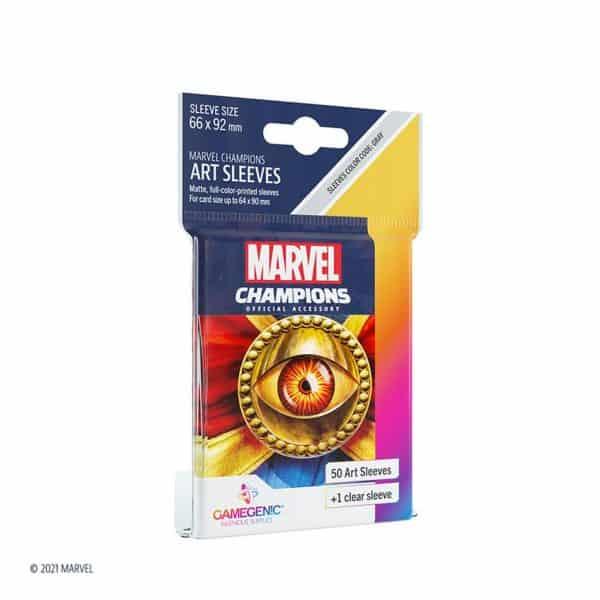 Marvel Champions Sleeves Doctor Strange