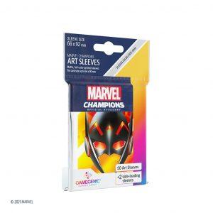 Marvel Champions Sleeves Wasp