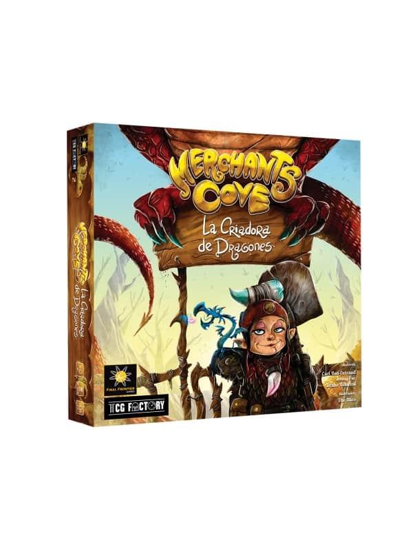 Merchants Cove La Criadora De Dragones